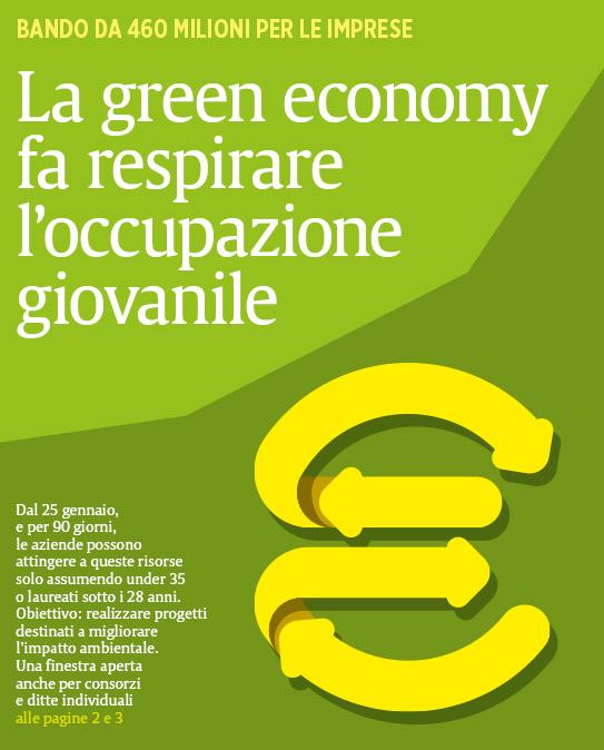 Il Secolo XIX più - copertine - green economy