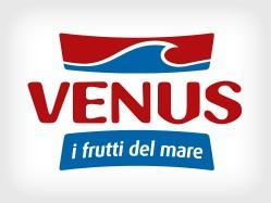 Venus - i frutti del mare - logotipo