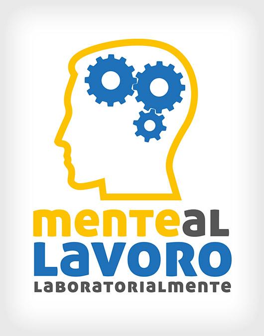 mente al lavoro - laboratorialmente - logo